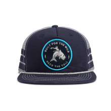 Howler Brothers For Snapback Tarpon Rider Hat - Navy