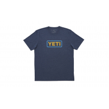 Badge Logo T-Shirt - Navy