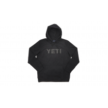 YETI Logo Hoodie Pullover - Black by YETI in Dillon Co