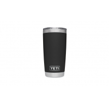 INTL Rambler 20 oz Tumbler BLK by YETI