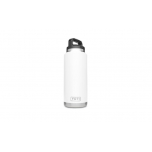 INTL Rambler 36 oz Bottle WHT