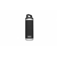 INTL Rambler 18 oz Bottle BLK by YETI
