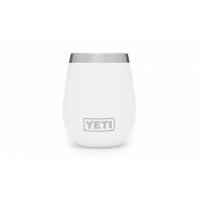 INTL Rambler 10 oz Wine Tumbler WHT by YETI in Fort Collins Co
