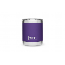 Rambler 10 Oz Lowball - Peak Purple by YETI