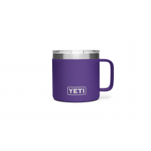 Rambler 14 Oz Mug - Peak Purple