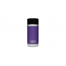 Rambler 12 Oz Bottle With Hotshot Cap - Peak Purple by YETI in Carbondale CO