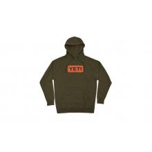 YETI Badge Logo Hoodie