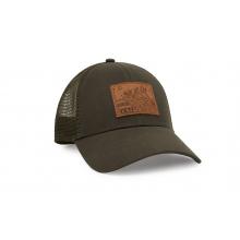 YETI Elk Leather Patch Trucker Hat