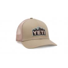 YETI Mountains Trucker Hat