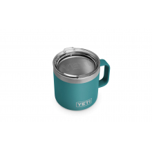 Rambler 14 Oz Mug - River Green