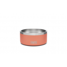 Boomer 4 Dog Bowl - Coral by YETI
