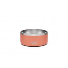 Boomer 4 Dog Bowl - Coral