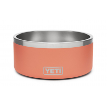 Boomer 8 Dog Bowl - Coral by YETI