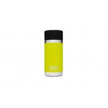 Rambler 12 Oz Bottle With Hotshot Cap - Chartreuse