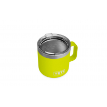 Rambler 14 Oz Mug With Standard Lid - Chartreuse by YETI in Grand Blanc MI