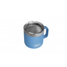 Rambler 14 Oz Mug With Standard Lid - Pacific Blue by YETI in Grand Blanc MI