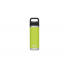 Rambler 18 Oz Bottle With Chug Cap - Chartreuse