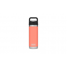 Rambler 18 Oz Bottle With Chug Cap - Coral