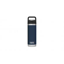 Rambler 18 Oz Bottle With Chug Cap - Navy by YETI in Gulf Breeze FL