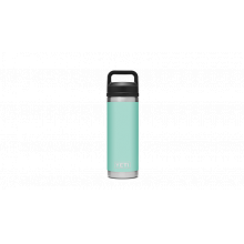 Rambler 18 Oz Bottle With Chug Cap - Seafoam