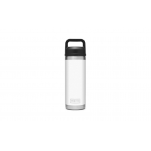 Rambler 18 Oz Bottle With Chug Cap - White