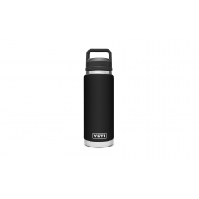 Rambler 26 Oz Bottle With Chug Cap - Black by YETI in Miramar Beach FL