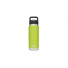 Rambler 26 Oz Bottle With Chug Cap - Chartreuse