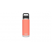 Rambler 26 Oz Bottle With Chug Cap - Coral
