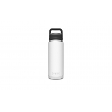 Rambler 26 Oz Bottle With Chug Cap - White
