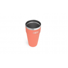 Rambler 769 Ml Stackable Cup - Coral