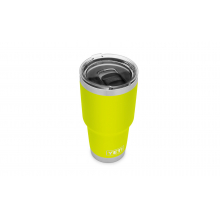 Rambler 30 Oz Tumbler With Magslider Lid - Chartreuse by YETI in Grand Blanc MI