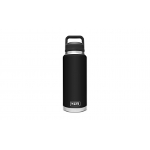 Rambler 36 Oz Bottle With Chug Cap - Black