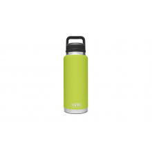 Rambler 36 Oz Bottle With Chug Cap - Chartreuse