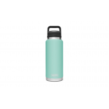 Rambler 36 Oz Bottle With Chug Cap - Seafoam