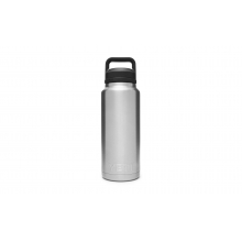 Rambler 36 Oz Bottle With Chug Cap - Stainless Steel