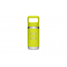 Rambler Jr. 12 Oz Kids Bottle - Chartreuse by YETI