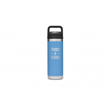 Rambler 18 Oz Bottle With Chug Cap - Pacific Blue by YETI