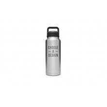 Rambler 36 Oz Bottle With Chug Cap - Stainless Steel by YETI