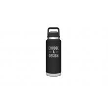 Rambler 36 Oz Bottle With Chug Cap - Black by YETI