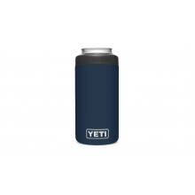 Rambler 16 Oz Colster Tall Can Insulator - Navy by YETI in Grand Blanc MI