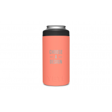 Rambler 16 Oz Colster Tall Can Insulator - Coral