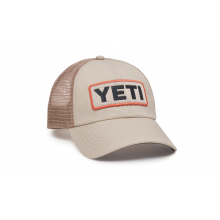 Low-Profile Badge Trucker Hat by YETI in Corte Madera CA