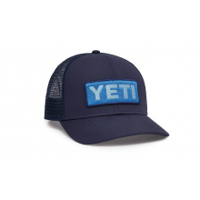 Mid-Profile Badge Trucker Hat - Navy / Blue by YETI in Corte Madera CA