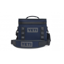Hopper Flip 8 Soft Cooler - Navy