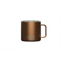 Rambler 14 Oz Mug With Standard Lid - Copper