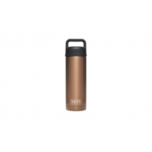 Rambler 18 Oz Bottle With Chug Cap - Copper by YETI