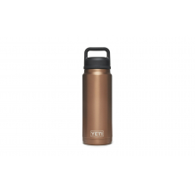 Rambler 26 Oz Bottle With Chug Cap - Copper