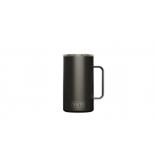 Rambler 24 Oz Mug With Standard Lid - Graphite