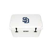 San Diego Padres Coolers - Tundra 45 by YETI
