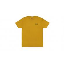 Buckin Cold Short Sleeve T-Shirt - GOLD - XL